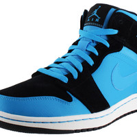 Nike Air Jordan 1 One Mid Men's Basketball Shoes Sneakers 554724