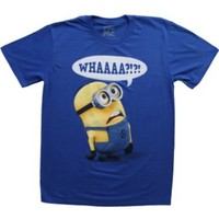 Despicable Me 2 Whaaaa T-Shirt