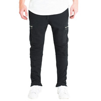 Crysp Champ Sweatpants In Black