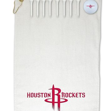NBA Houston Rockets Red Pro Team Pack