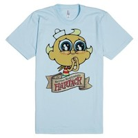 Flapjack, Please?-Unisex Light Blue T-Shirt