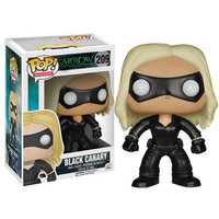 Black Canary Arrow TV Series Pop Heroes Vinyl Figure