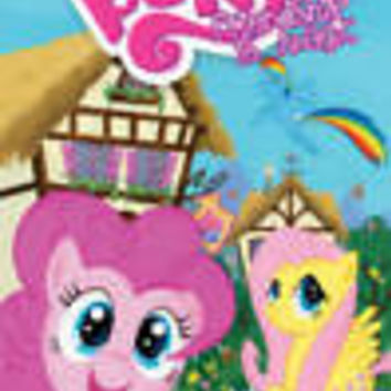 My Little Pony: Friendship is Magic Part 1 by Katie Cook