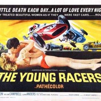 Young Racers The Movie Poster 24x36