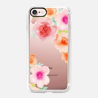 Spanish lovely flowers iPhone 7 Carcasa by Julia Grifol Diseñadora Modas-grafica | Casetify