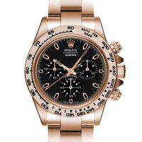 Bamford Watch Department Automatic Movement Rose Gold Daytona With