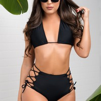 Crane Beach Two Piece Swimsuit