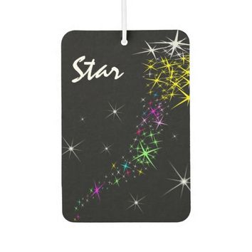 Christmas Star Air Freshener