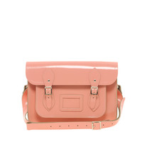 "Cambridge Satchel Company Exclusive to Asos 13"" Leather Satchel"