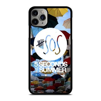 5 SECONDS OF SUMMER 4 5SOS iPhone Case Cover