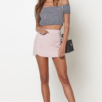 PacSun Corduroy Tulip Mini Skirt at PacSun.com