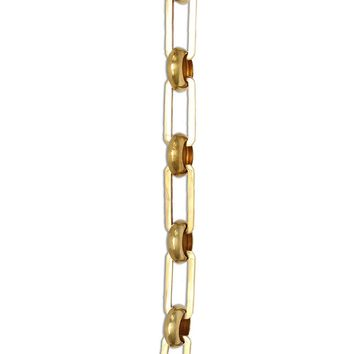 [Chain 19] Rectangle-Rounded Chandelier Chain
