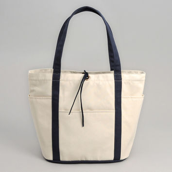 HEAVY DUTY TOTE BAG, INDUSTRIAL CANVAS :: HICKOREE'S