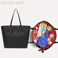 Hybrid Purse Fashion Diaper Bag