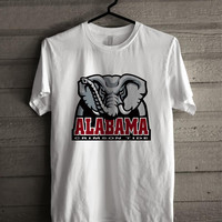 Alabama Crimson tide Shirt For Man And Woman Shirt / Tshirt / Custom Shirt