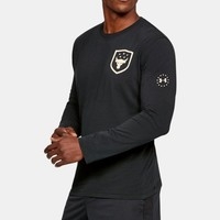 Men's UA x Project Rock Never Full Long Sleeve | Under Armour US