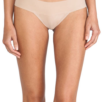 Hanky Panky Bare 'Eve' Thong in Beige
