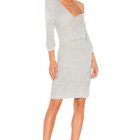 C/MEO Evolution Knit Dress in Marle Grey | REVOLVE