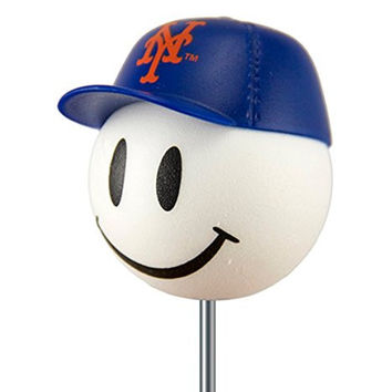 New York Mets MLB Antenna Topper / Dangler with Bonus Bills