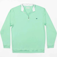 Southern Marsh Men's Half Moon 1/4 Zip Pullover