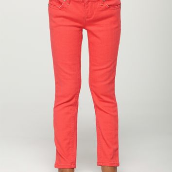 Roxy - Girls 2-6 Skinny Rails 2 Pants