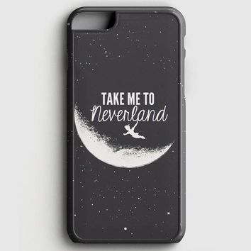Peter Pan Take To Me Neverland iPhone 8 Case | casescraft