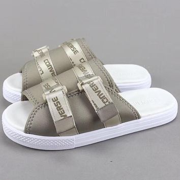 Trendsetter Converse Sandal Strap    Women Men Fashion Casual Slipper Shoes