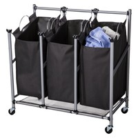 Threshold Hot Coffee Triple Front Load Laundry Sorter