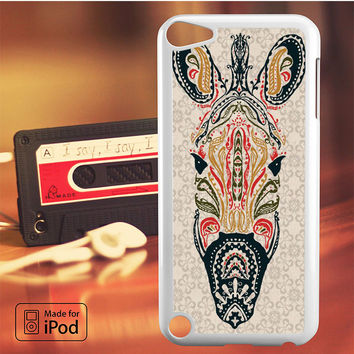 Zebra iPod Touch 4/5/6 Case
