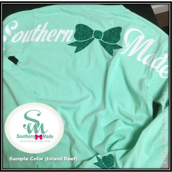 Original Comfort Color Southern Made Long Sleeve T Shirts