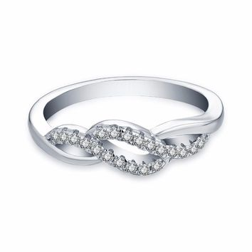 Women's Round Prong Setting Ring