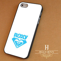 Roxy Clothing Stickers iPhone 4 5 5c 6 Plus Case | Samsung Galaxy S3 S4 S5 Note 3 4 Case | iPod 4 5 Case | HtC One M7 M8
