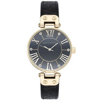Rose gold color watches case women brand watch design casual&fashion