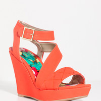 Lena-535 High Def Wedge