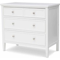 Delta Children's Epic 3-Drawer Dresser, White - Walmart.com