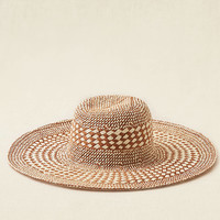 AERIE TWO COLORS FLOPPY HAT