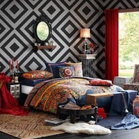 Hollywood Boho Mini Comforter Set