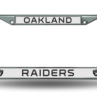 RAIDERS CHROME FRAME