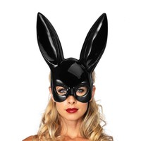 Dark Masquerade Rabbit Masks