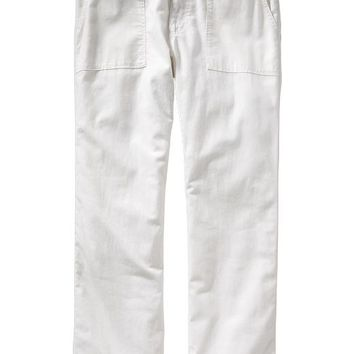 Old Navy Mens Linen Blend Pants