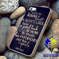 Harry Potter Quotes 3 For iPhone Case Samsung Galaxy Case Ipad Case Ipod Case