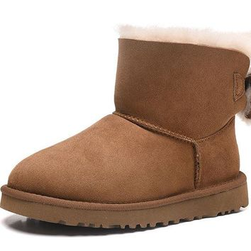Best Deal Online Fashion UGG Classic Boots ARIELLE CHESTNUT 1019625