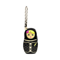 KITSCH RUSSIAN DOLL WRISTLET: Betsey Johnson