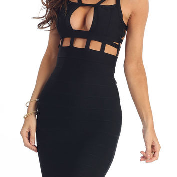 Kimberly Bandage Dress