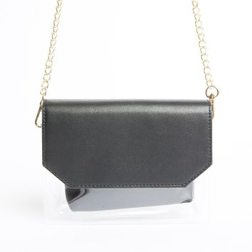 In The Clear Crossbody Bag