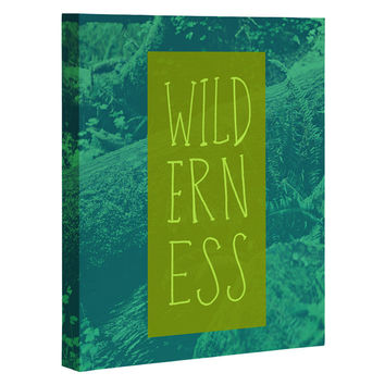 Leah Flores Wilderness Art Canvas