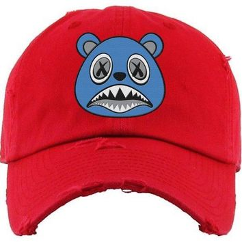 UNC BAWS Red Dad Hat
