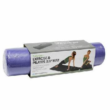 Zenzation Athletics Exercise and Pilates 5/8-inch Mat | Walmart Canada