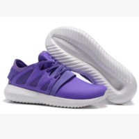 ADIDAS Fashion Sneakers Sport Shoes Tubular Viral Sneakers Purple