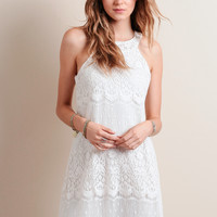 All American Girl Lace Dress